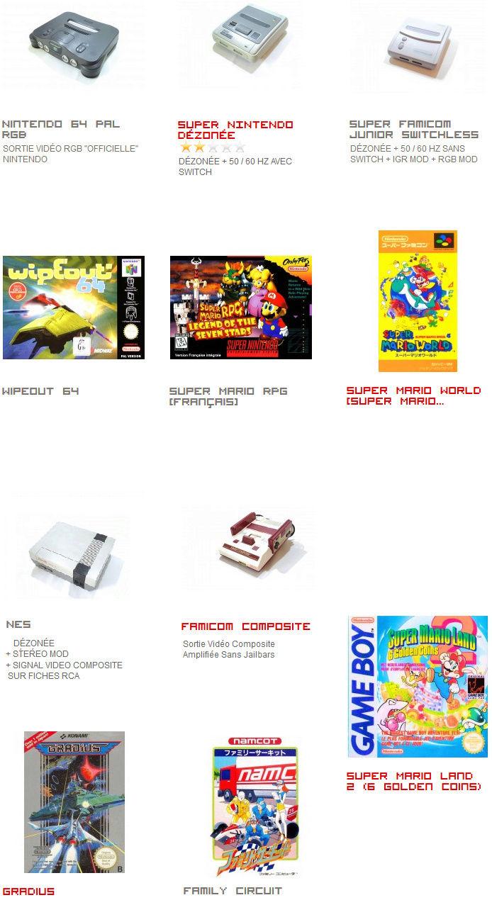 GEMBA - Retro Gaming & Modding - Le Coin NINTENDO - Page 2 Visuel16