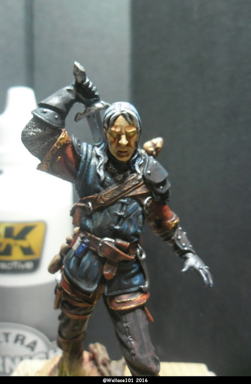 "Geralt de Riv ""The Witcher"" Andréa Miniatures 54mm Sam_0338"