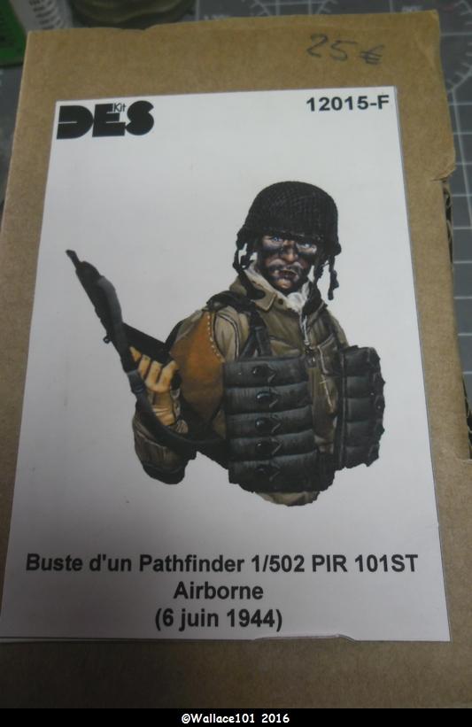 Pathfinder 1/502 PIR 101St Airborne 6 juin 44 (DES Kit 1/16) fini->galerie Sam_0410