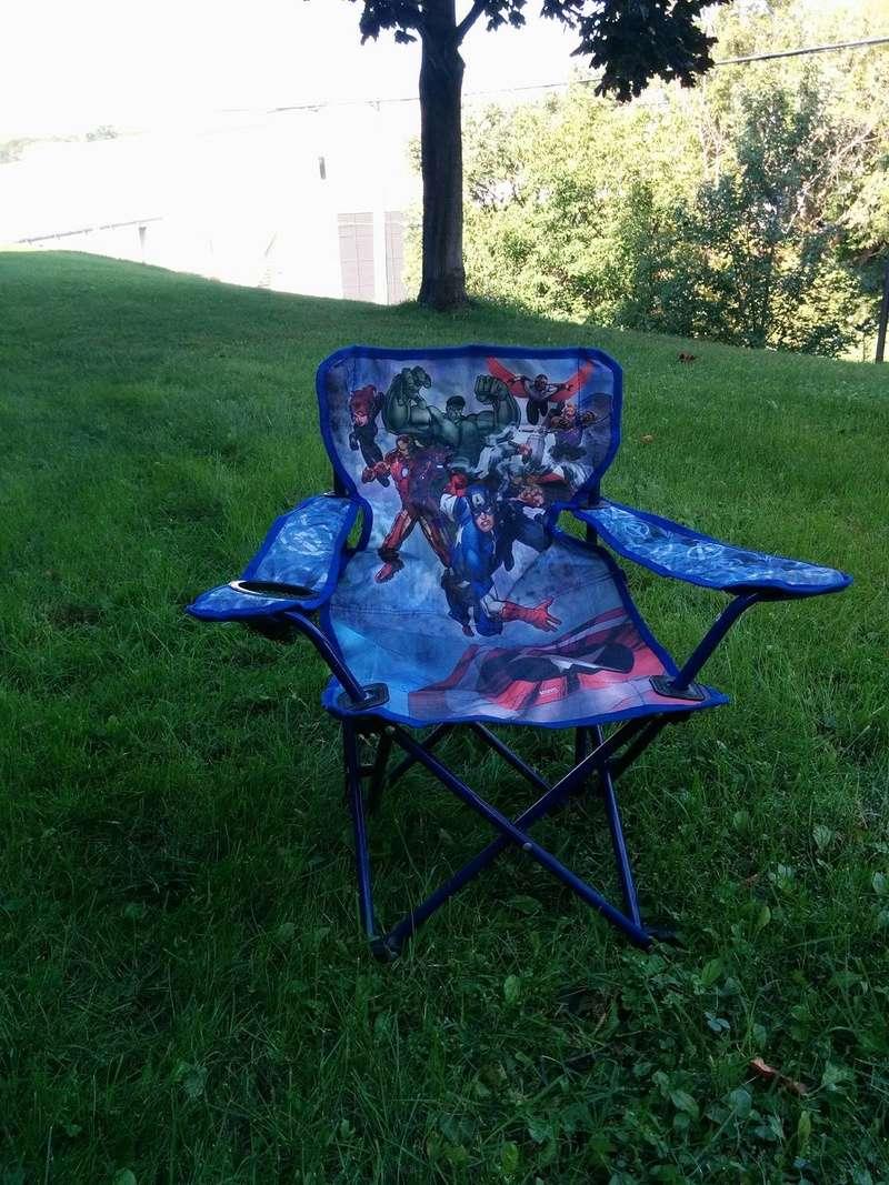Chaise de camping pour enfant **vendue** 14360311