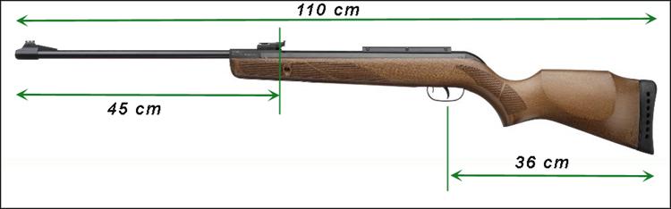 carabine a air comprimé kral - Page 2 Prop10