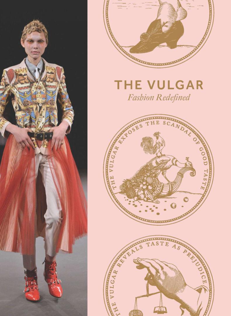 La mode et le vulgaire, quand la nouveauté fait scandale Vulgar10