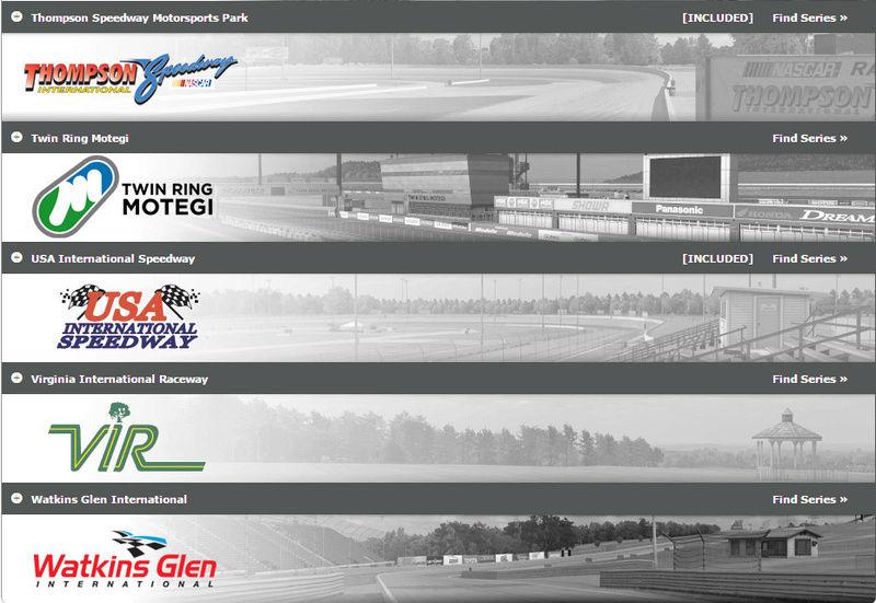 Troquet du pitbox Track610