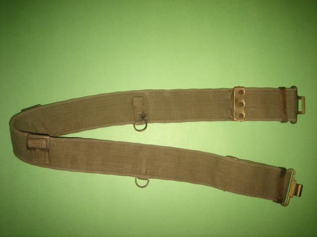 Greek Backpack 1950s/1960s Belt_310