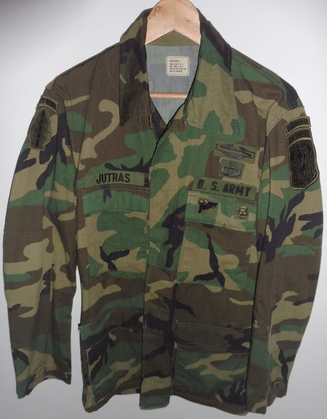 Early BDU - Special Forces / Golden Knights Golden13