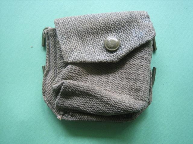 Greek Backpack 1950s/1960s Pistol11