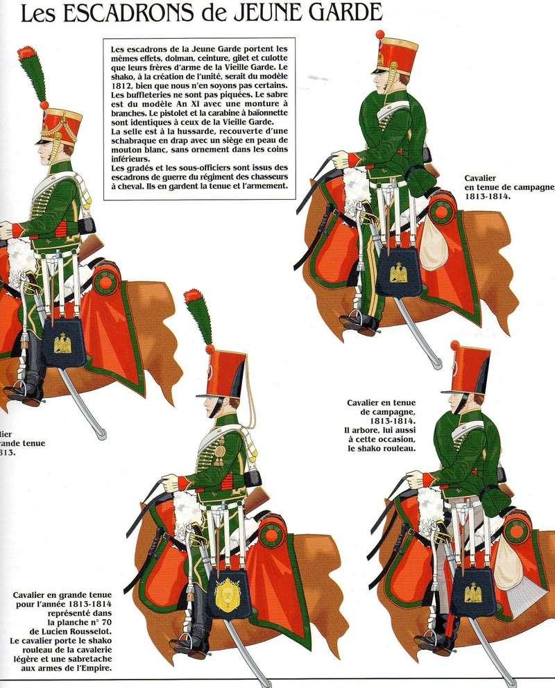 Chasseur à Cheval 2ème régiment Jeune Garde 1814-1815 Img03611