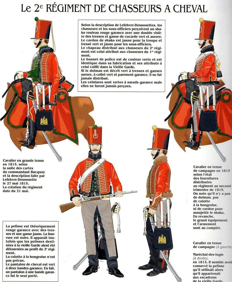Chasseur à Cheval 2ème régiment Jeune Garde 1814-1815 Img03711