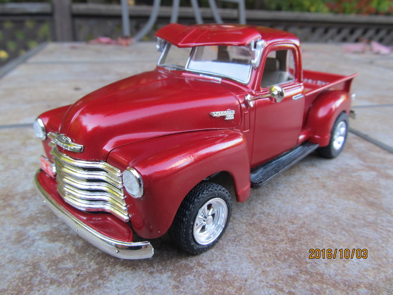 1950 Chevrolet 3100 AMT 02612