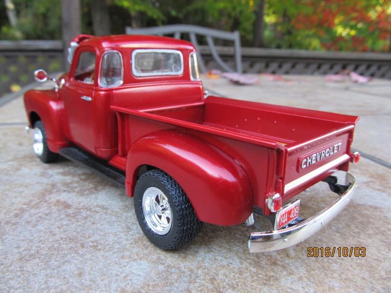 1950 Chevrolet 3100 AMT 02812