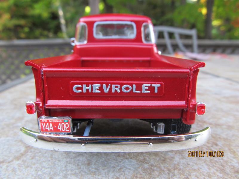 1950 Chevrolet 3100 AMT 02911