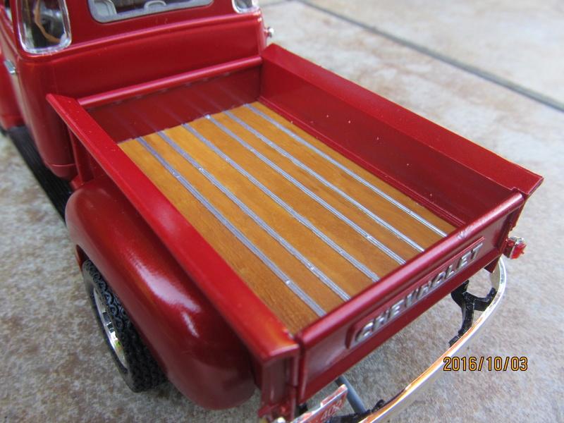 1950 Chevrolet 3100 AMT 03012