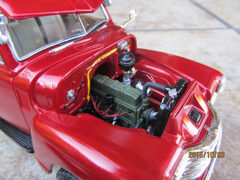 1950 Chevrolet 3100 AMT 03212