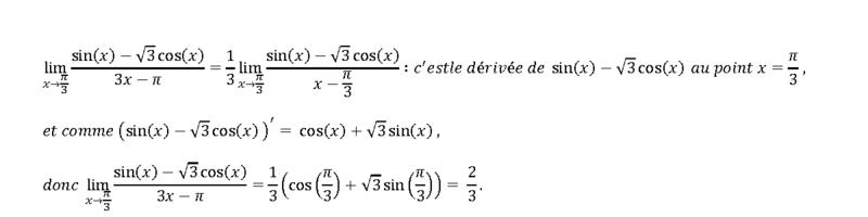calcul d'une limite Docume10