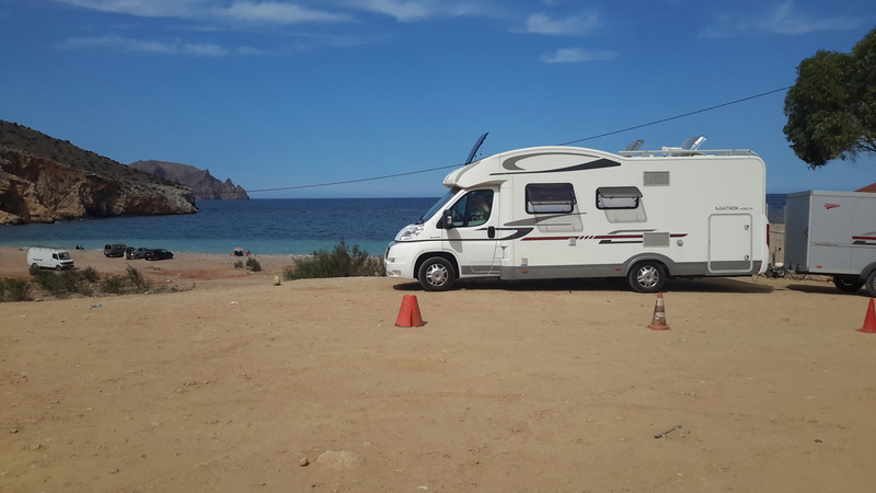 [Maroc Camp/Bivouacs] Bivouac à Al Hoceima 14741111
