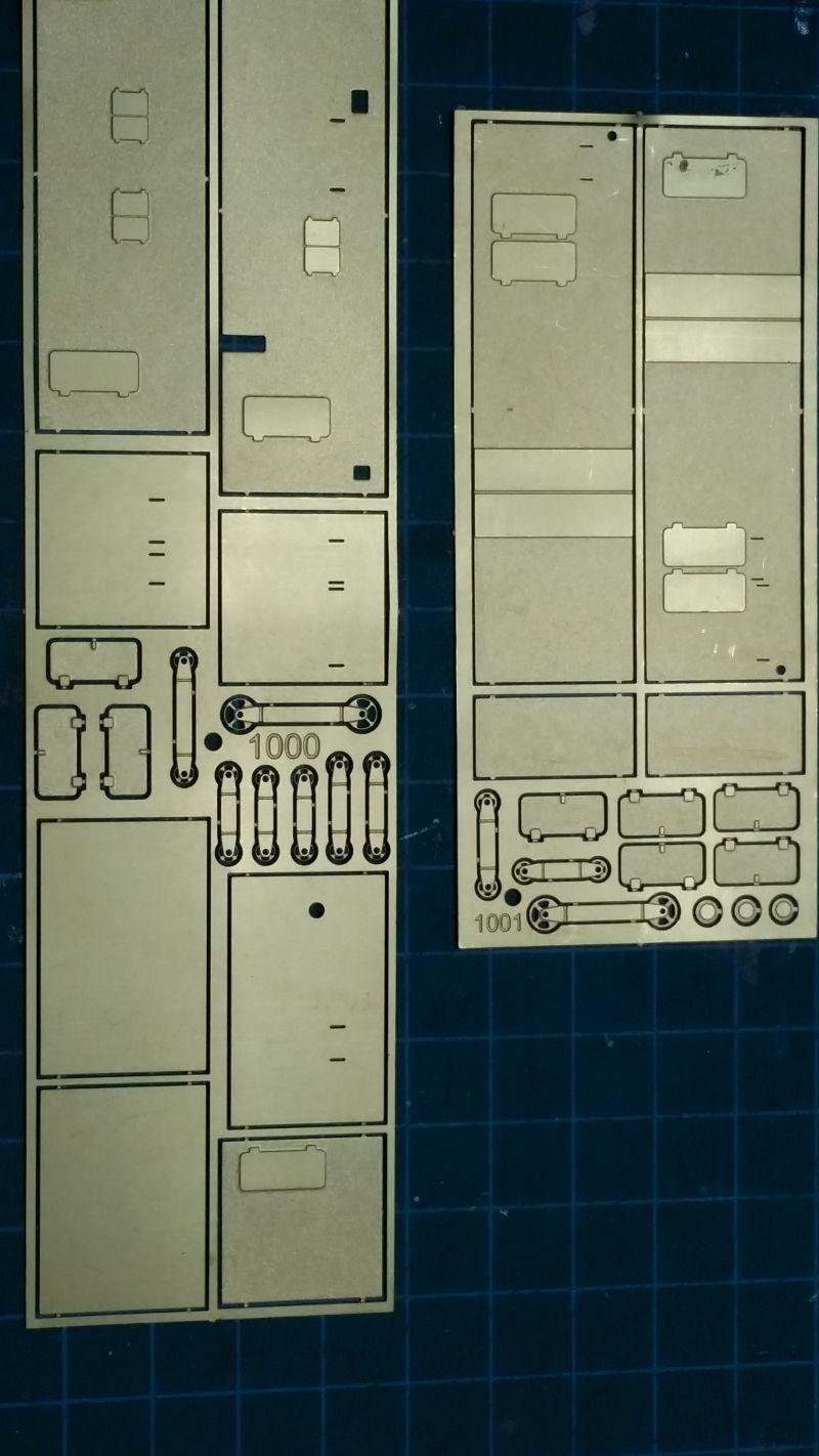 HMS HOOD 1:200 von Hachette gebaut von arrowsmodell - Seite 4 20161019