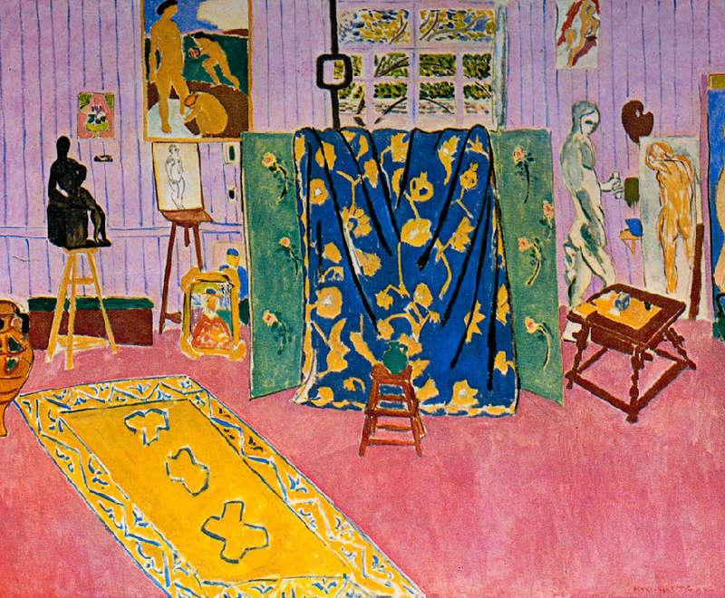 Henri Matisse  A142