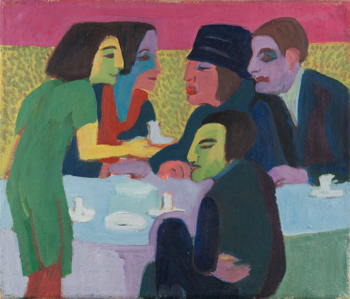 Ernst Ludwig Kirchner [Peintre] Aaa25