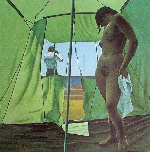 Alex Colville [peintre] Alex_c10