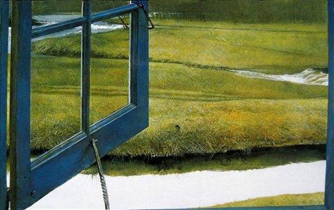 Andrew Wyeth [peintre] - Page 3 Andrew10