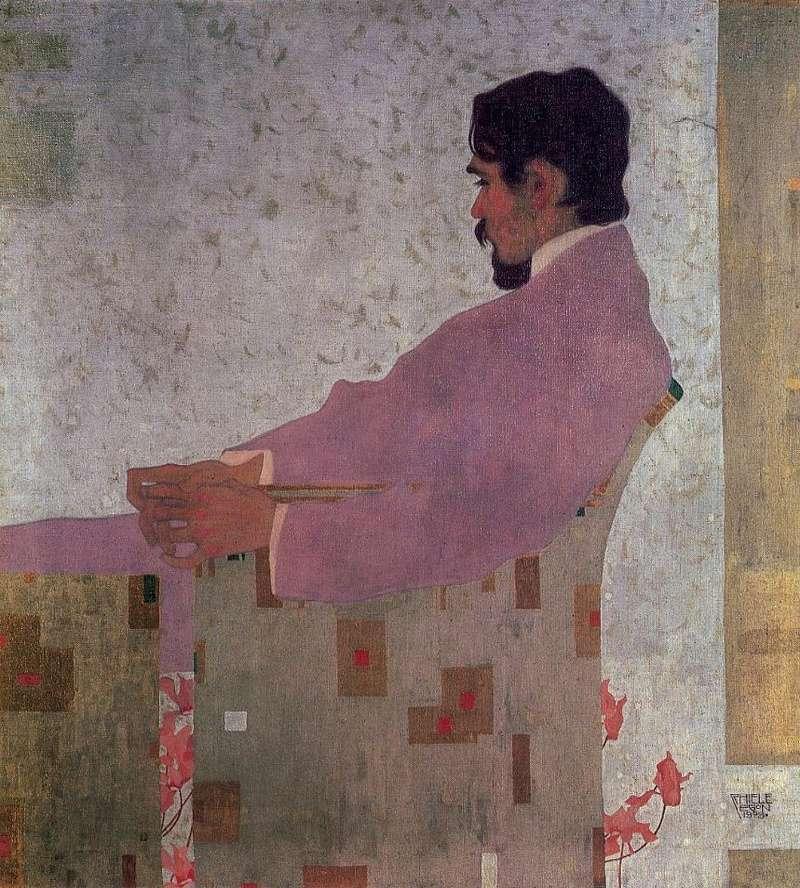Egon Schiele [peintre] Egon_s10