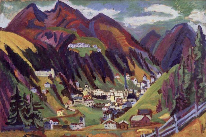 Ernst Ludwig Kirchner [Peintre] Ernst_11