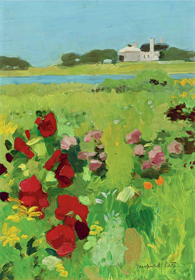 Fairfield Porter [Peintre] Fairfi10