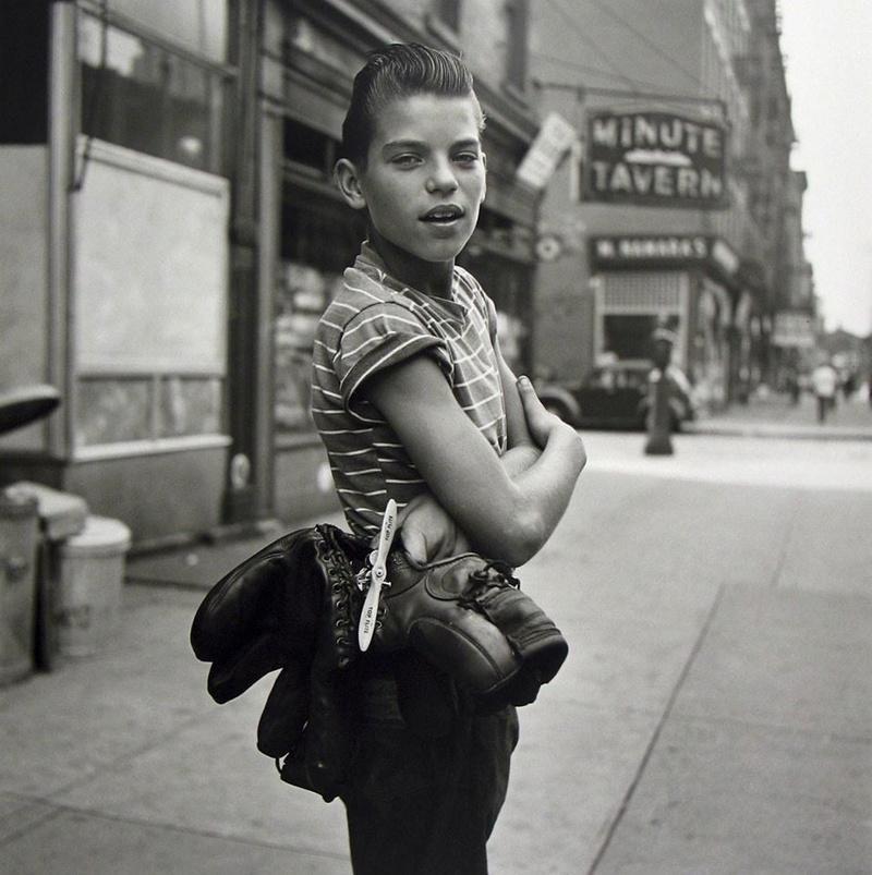 Vivian Maier [Photographe] - Page 5 Vivian11