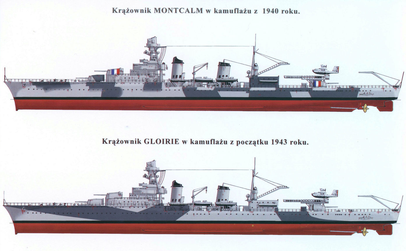 Montcalm, 1940, 1/350 011