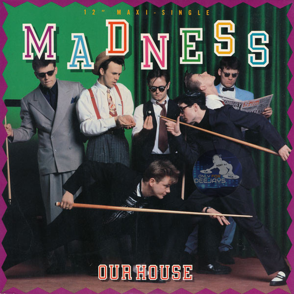 Madness - Our House (US 12' Vinil)[1983]{FLAC} Fronta14