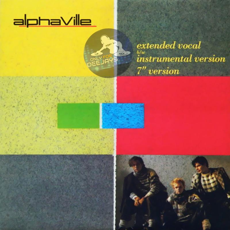 Alphaville - Big In Japan (US Promo 12' Vinil) [1984]{FLAC} Fronta28