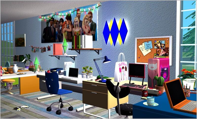 La galerie de Phinae - Page 5 Bureau12