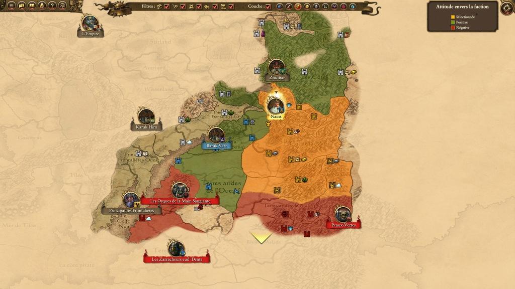 Warhammer Total War - Rapport de Campagne Naine 20161011