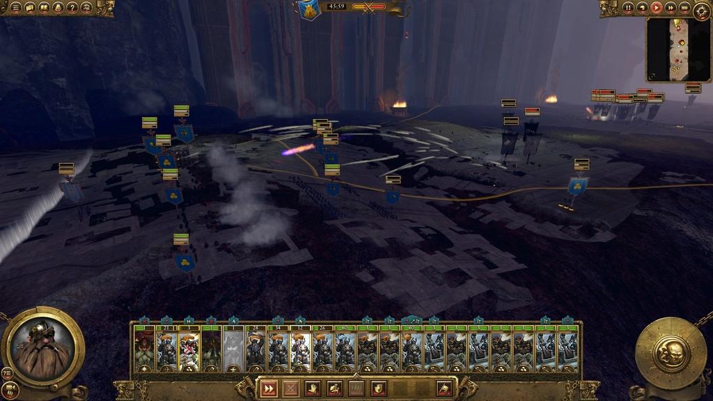 Warhammer Total War - Rapport de Campagne Naine 20161017