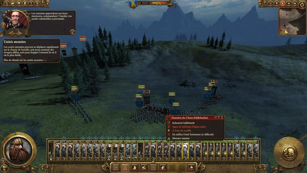 Warhammer Total War - Rapport de Campagne Naine 20161018