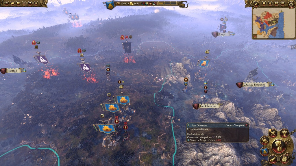 Warhammer Total War - Rapport de Campagne Naine 20161019