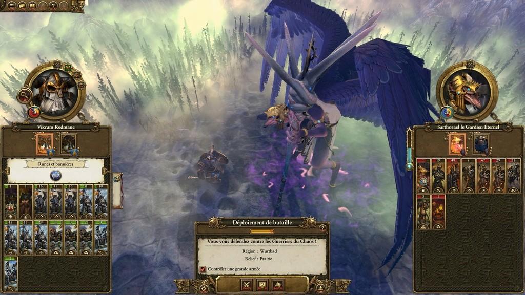 Warhammer Total War - Rapport de Campagne Naine 20161021