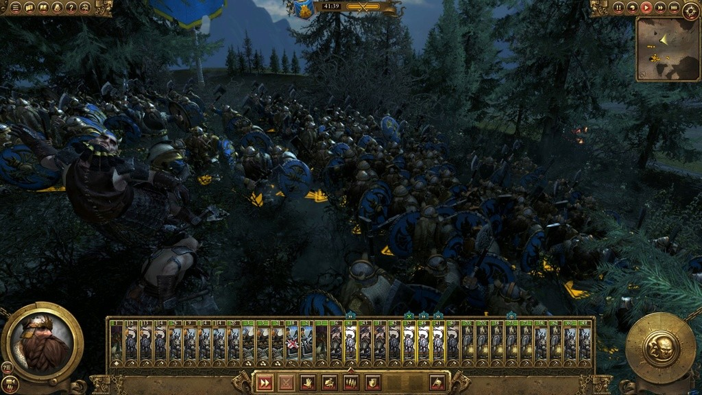 Warhammer Total War - Rapport de Campagne Naine 20161022