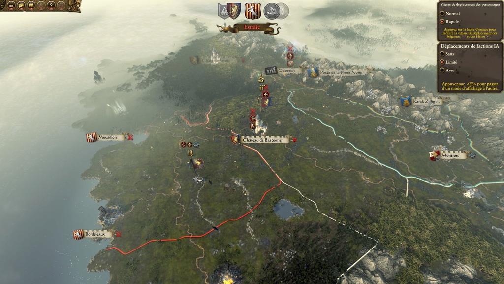Warhammer Total War - Rapport de Campagne Naine 20161025