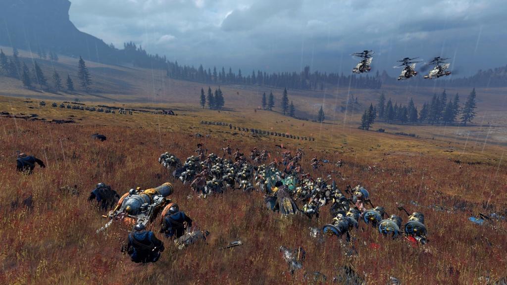 Warhammer Total War - Rapport de Campagne Naine 20161028