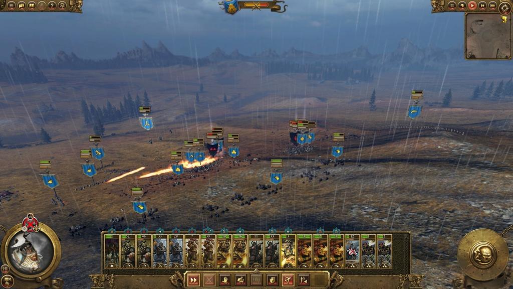 Warhammer Total War - Rapport de Campagne Naine 20161029
