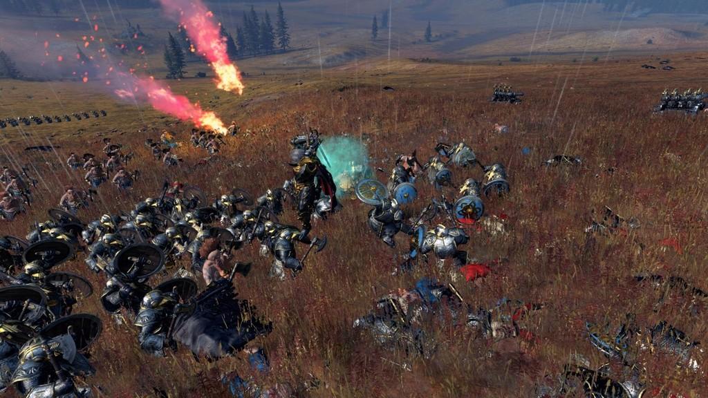 Warhammer Total War - Rapport de Campagne Naine 20161030