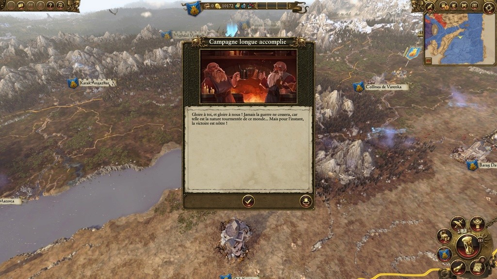 Warhammer Total War - Rapport de Campagne Naine 20161033