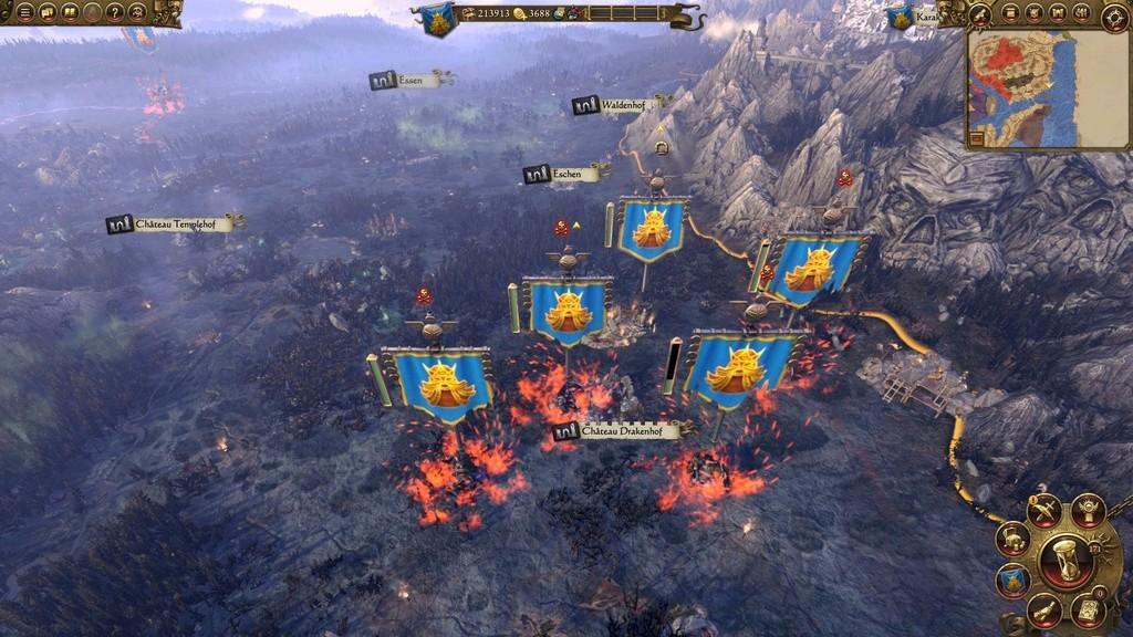 Warhammer Total War - Rapport de Campagne Naine 20161034