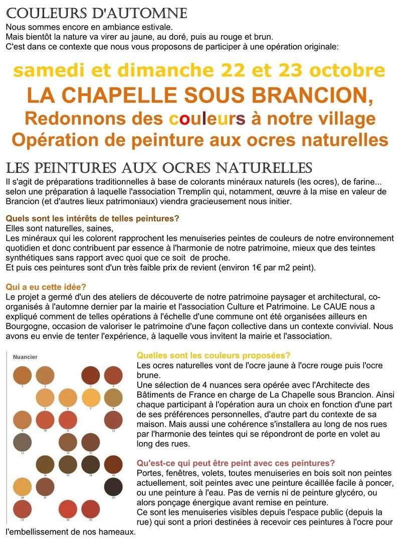 Naiguère & grison L'actu de La Chapelle sous Brancion, octobre 2016 311