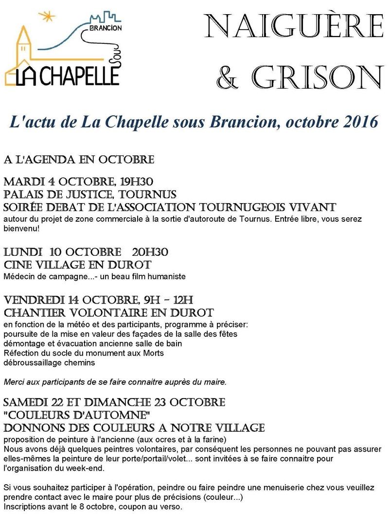 Naiguère & grison L'actu de La Chapelle sous Brancion, octobre 2016 Unname10