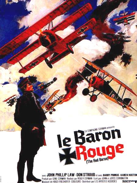LE BARON ROUGE (1971) Affich10