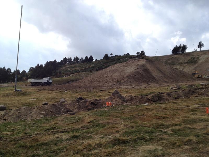 Réaménagement du Snowpark - Font-Romeu Img_4432