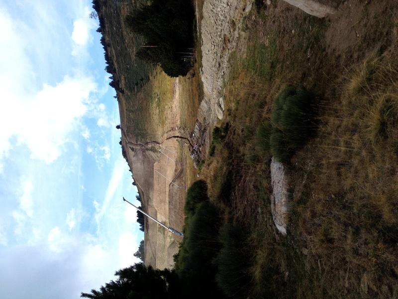 Réaménagement du Snowpark - Font-Romeu Img_4434
