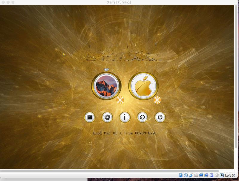 Mac OS X Install DVD Créateur Sierra10
